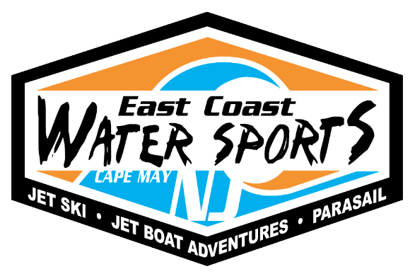 East Coast Watersports - Cape May and Wildwood - Jet Ski - Jet Boat Adventures - Parasailing
